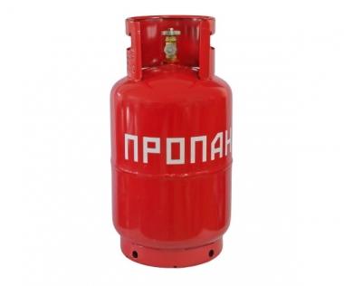 Баллон газа бытовой 27 л.