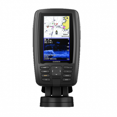 Эхолот-картплоттер EchoMap  42cv  PLUS