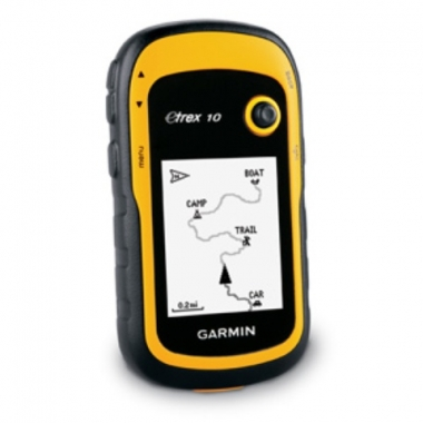 eTrex 10 GPS, Glonass Rus