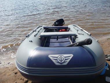 Лодка «ФЛАГМАН - 320» НДНД